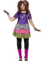 80's Rock Chick Costume (44658 )